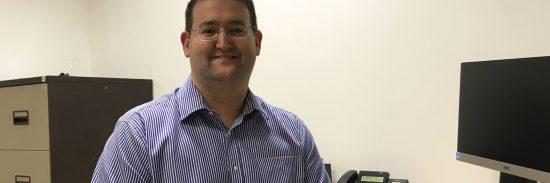 Contracts Director (Designate) Jonathan Meats